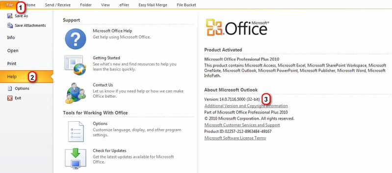 How can i tell if i have office 64 or 32 bit installed - You cannot install the 32 bit version of office 2010 ...