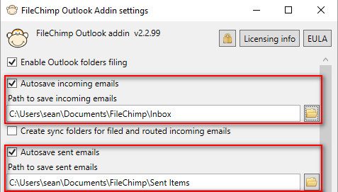outlook-auto-save